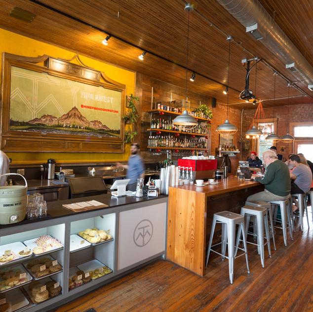KC Coffee Shop