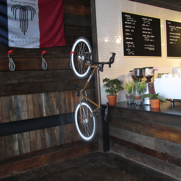 KC Coffee Shop South