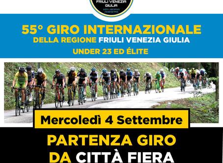 Il team Cinelli con Buitrago al Giro del Friuli