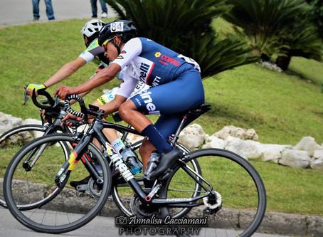 Buitrago (Team Cinelli) sfiora il podio a Laterina Pergine Valdarno (AR)