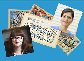 Postcarding for Virginia Candidates