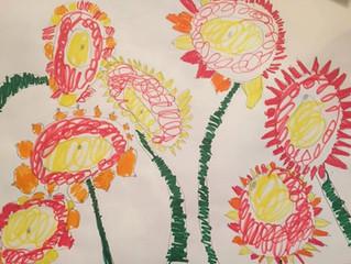 Student Showcase of Fantastic Fall Art!