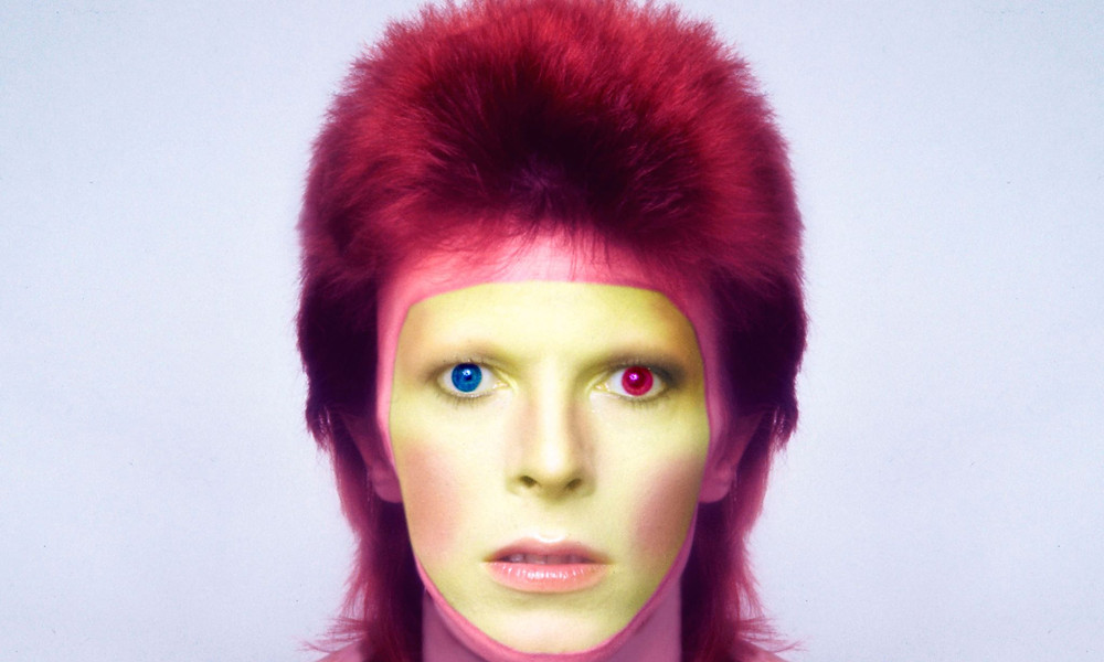 Bowie, personal style style icon pinkhair photo