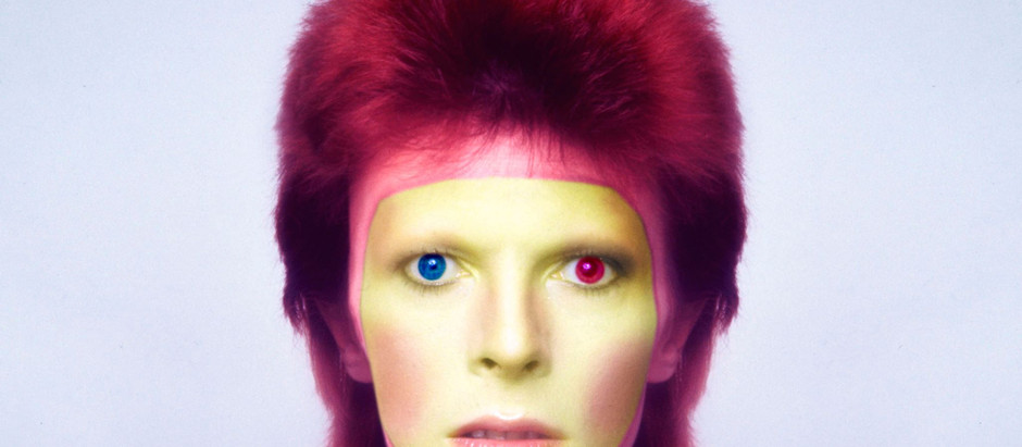 How Bowie Changed My Personal Image