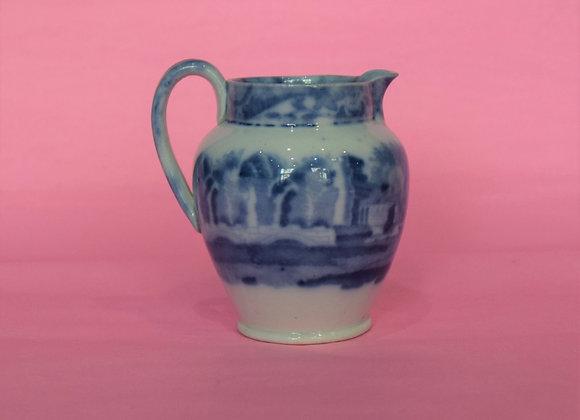 Very old Spode Italian pattern cream jug