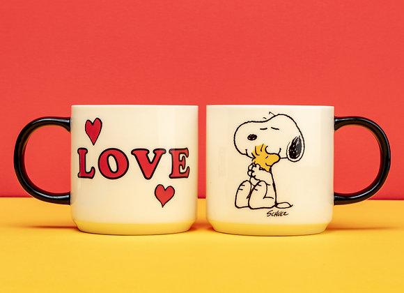Peanuts Mug: Love