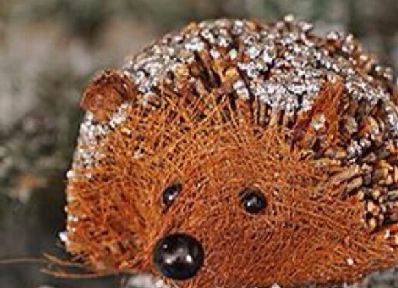 Gisela Graham twig hedgehog
