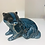 Thumbnail: Poole Pottery Blue Badger