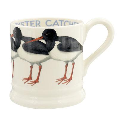 Oyster Catcher 1/2 pint mug