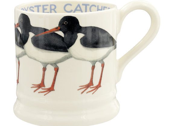 Oyster Catcher 1/2 pint mug