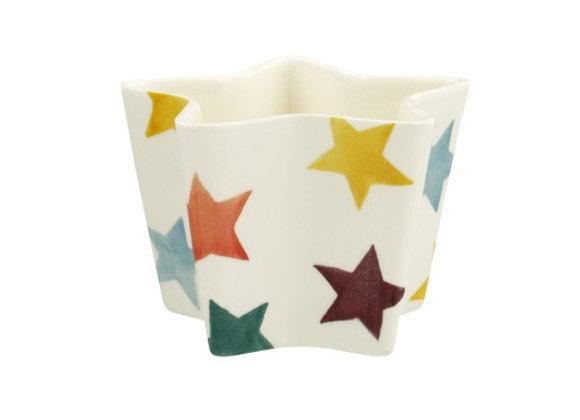 Emma Bridgwater star candle