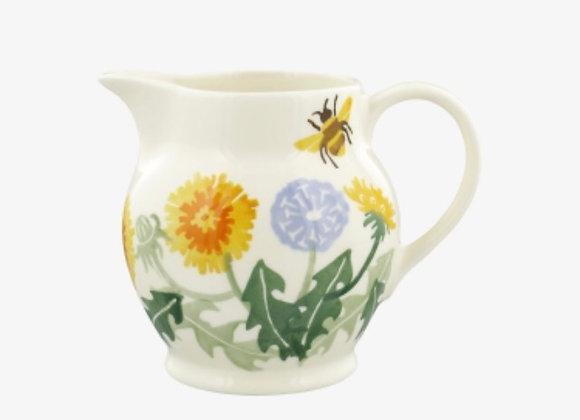 Emma Bridgewater Dandelion 1/2 pint jug