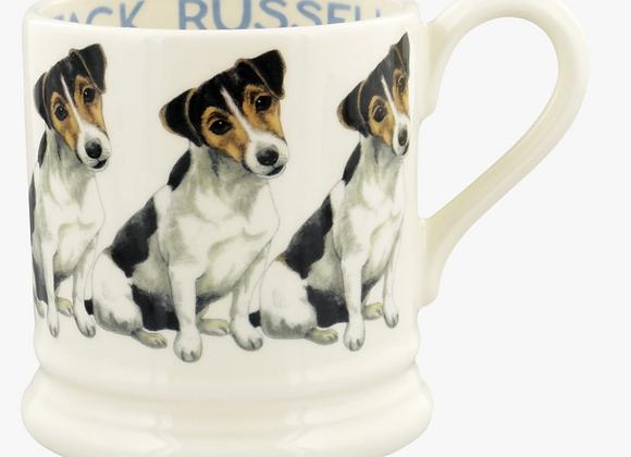Emma Bridgewater Dogs Jack Russell 1/2 Pint Mug