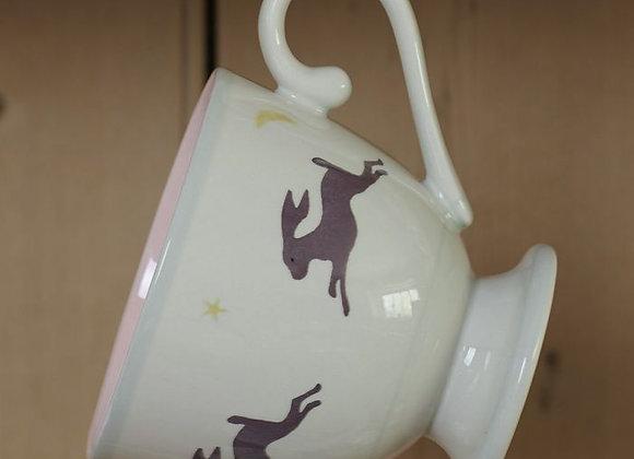 Hares Large Mug