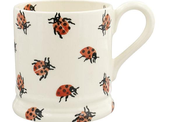 Emma Bridgewater Ladybird 1/2 Pint Mug