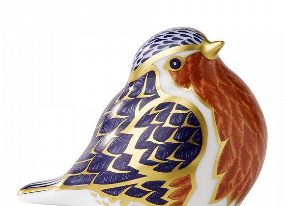 Royal Crown Derby Robin