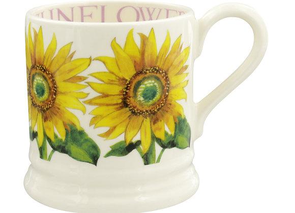 Sunflower 1/2 Pint Mug