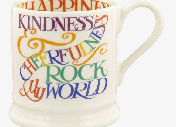 Emma Bridgewater Rainbow Kindness Mug