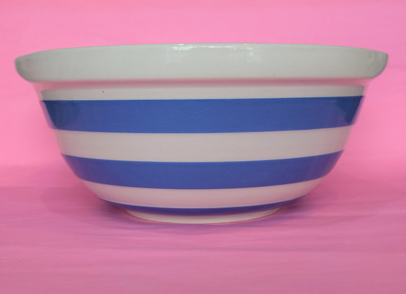 TG Green Blue and White bowl