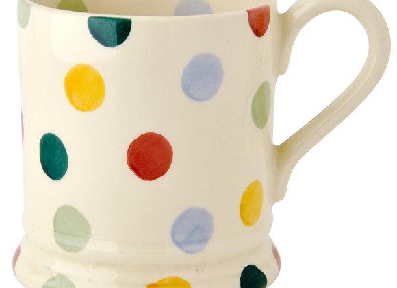 Polka Dot 1/2 Pint Mug