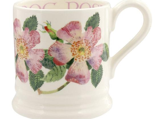 Dog Rose 1/2 Pint Mug