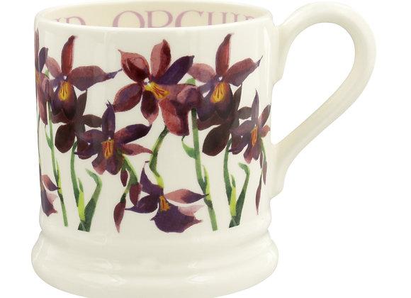 Flowers Orchid 1/2 Pint Mug