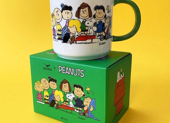 Peanuts Mug The Gang