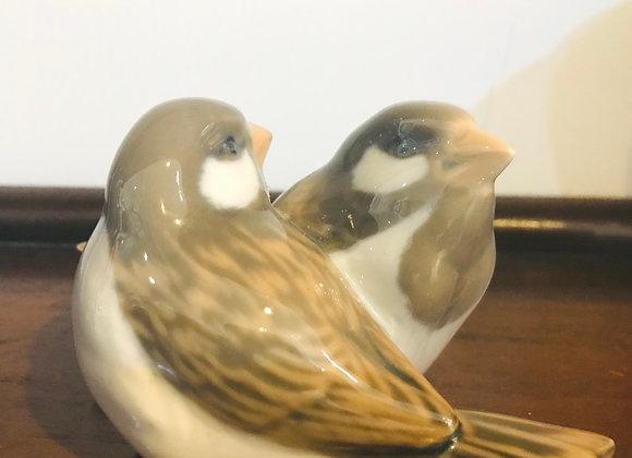 Royal Copenhagen Sparrows