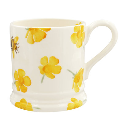 Buttercup Scattered 1/2 Pint Mug