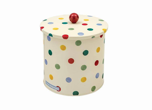 Emma Bridgewater - Polka Dot original Biscuit Barrel