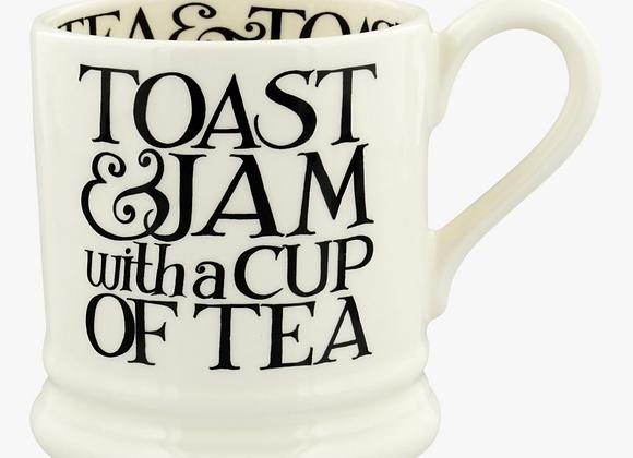 Emma Bridgewater Black Toast Mug