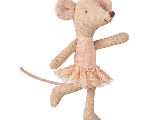 Ballerina Mouse Little Sister