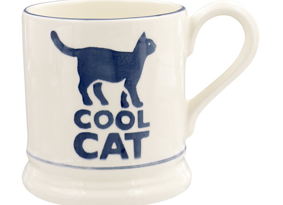 Cool Cat 1/2 Pint Mug