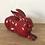 Thumbnail: Royal Doulton Flambé hare