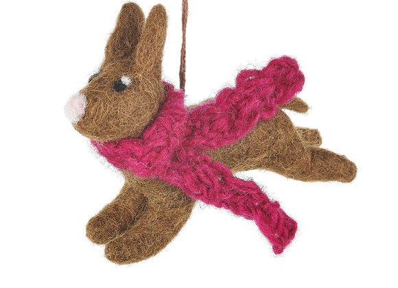 Cosy Country Hare