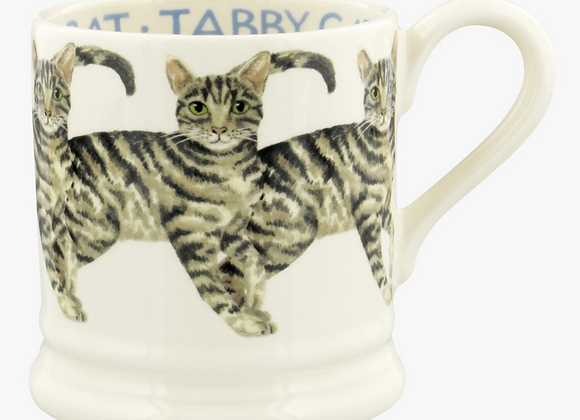 Emma Bridgewater Tabby Cat Mug