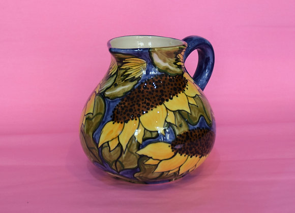Sunflowers Studio Potter jug