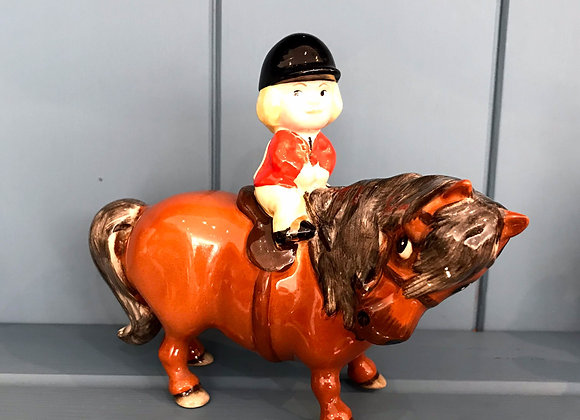 Vintage Beswick Thelwell Pony