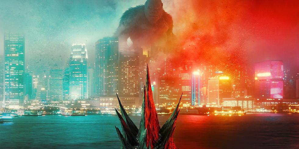 Godzilla v Kong Opens!