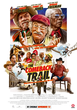 THE COMEBACK TRAIL Official Theatrical P