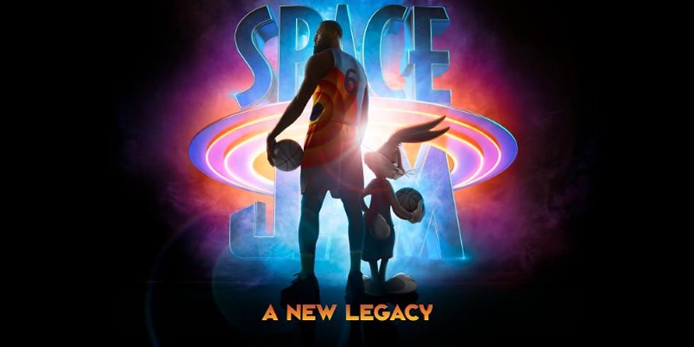SPACE JAM 2 OPENS TONIGHT!!