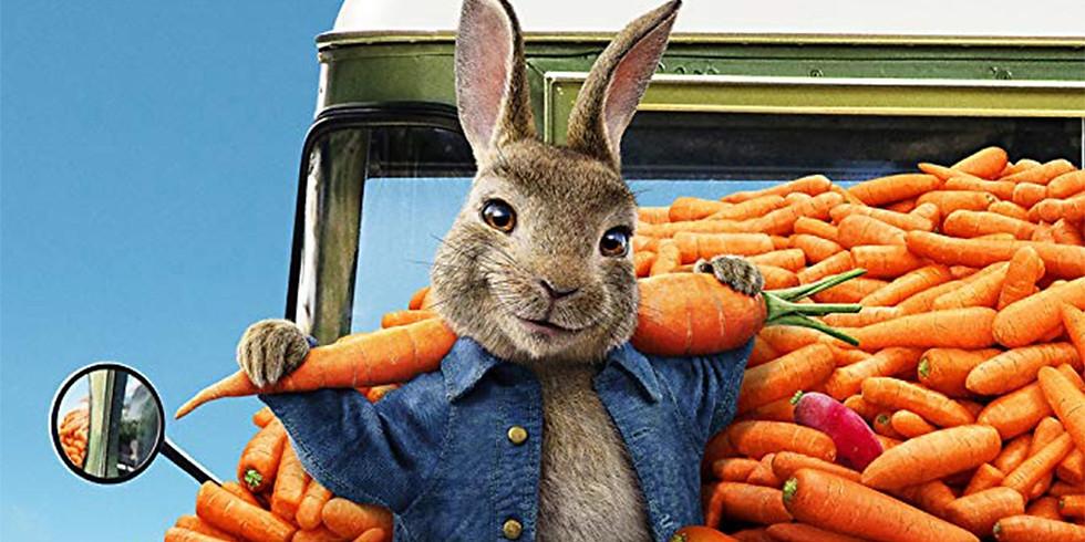 Peter Rabbit 2 Starts