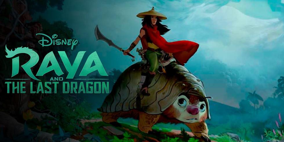 Raya & the Last Dragon Starts