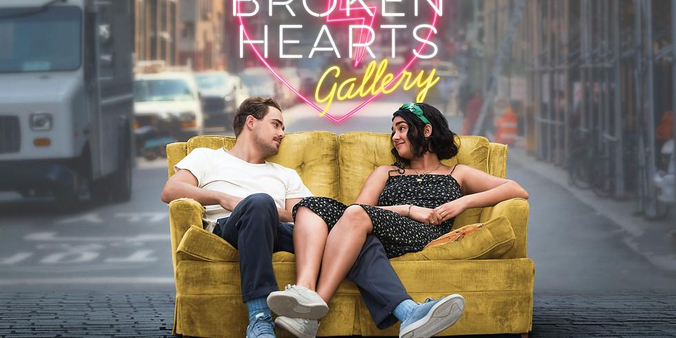 Broken Hearts Gallery Starts