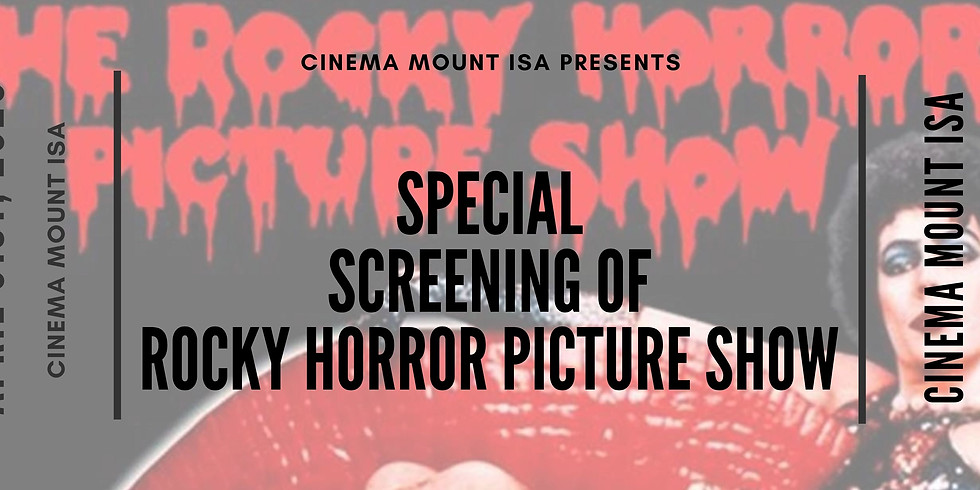 Rocky Horror Picture Show Midnight Screening