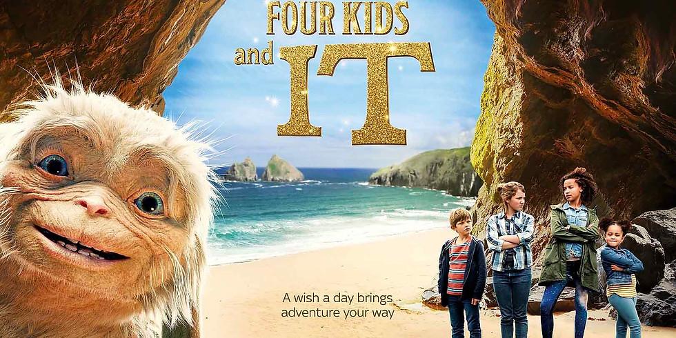 Four Kids & IT Starts