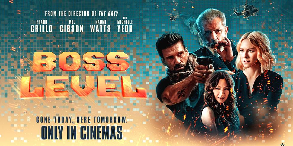 Boss Level Movie Starts