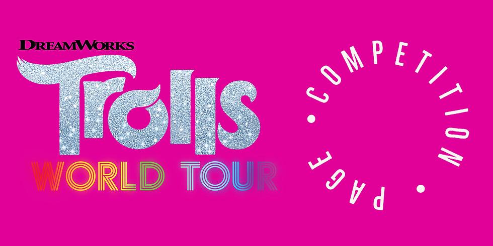 TROLLS WORLD TOUR Competition