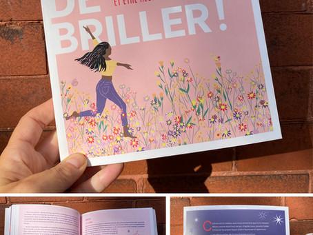 """Illustration du livre """"C'est le temps de briller !"""""""