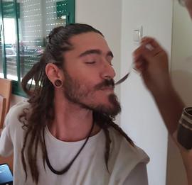 די.ג'יי ספיריטיטו מתמסר לתענוג השוקולד
